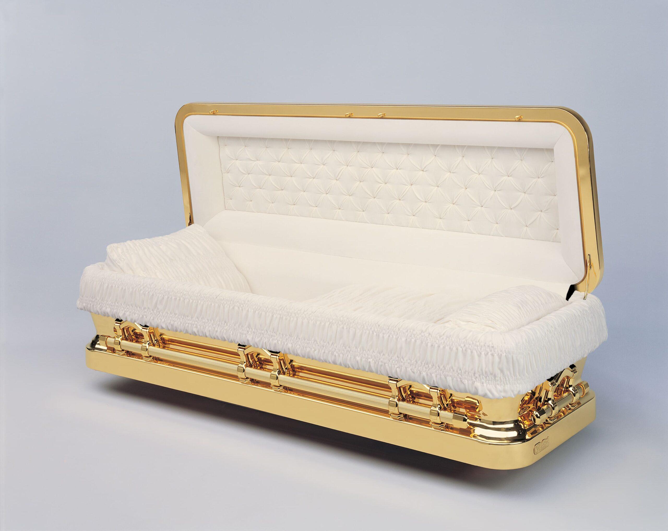 Promethean Gold Casket